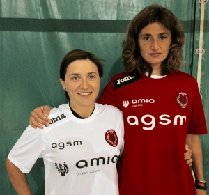 Marta Zanetti ed Elena Scandola